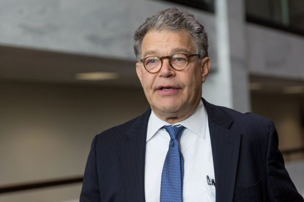 Why I Think Al Franken is Being Set Up